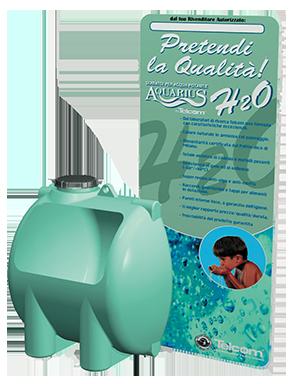 Aquarius H2O